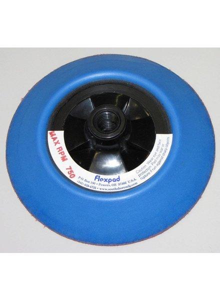 FLEXPAD FLEXPAD 6 Inch Blue Softie Velcro 14MM