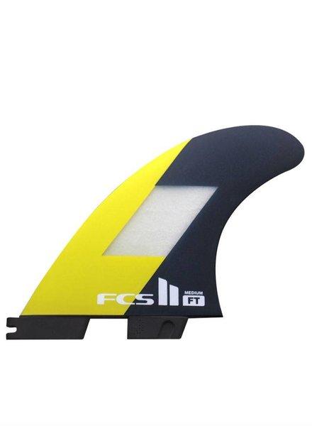 FCS FCSII Filipe Toledo FT Thruster Set (M & L)