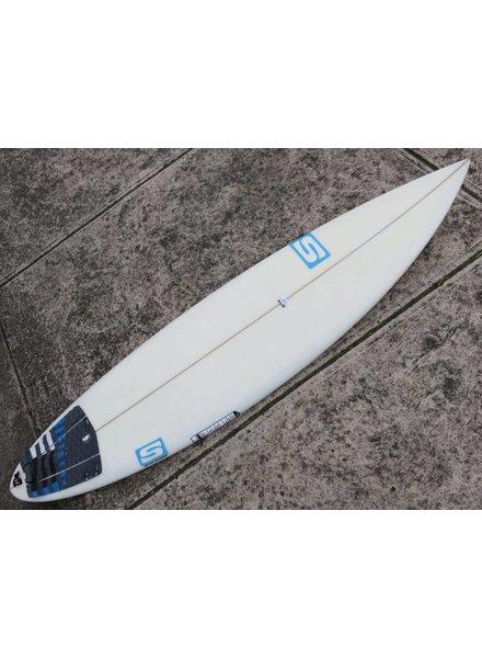 ZAK SURFBOARDS (#452) Simon Anderson DSC 6'10 x 19 1/4 x 2 5/8 FCS