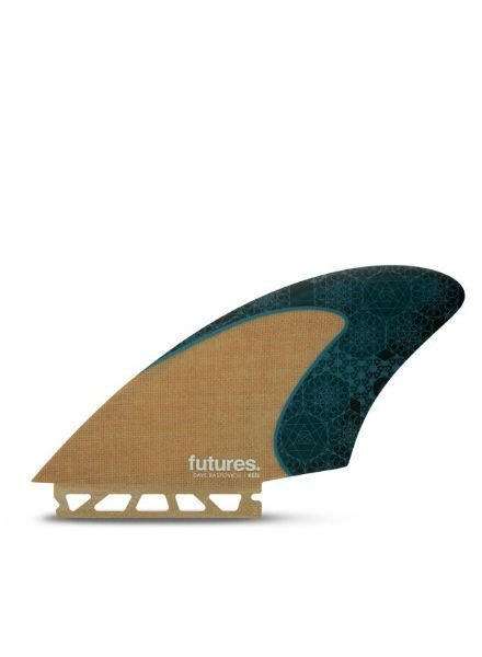 FUTURES Futures Rasta HC Keel - Jute/Teal