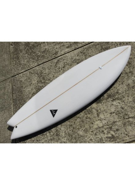 ZAK SURFBOARDS ZAK Twin Fish 2018