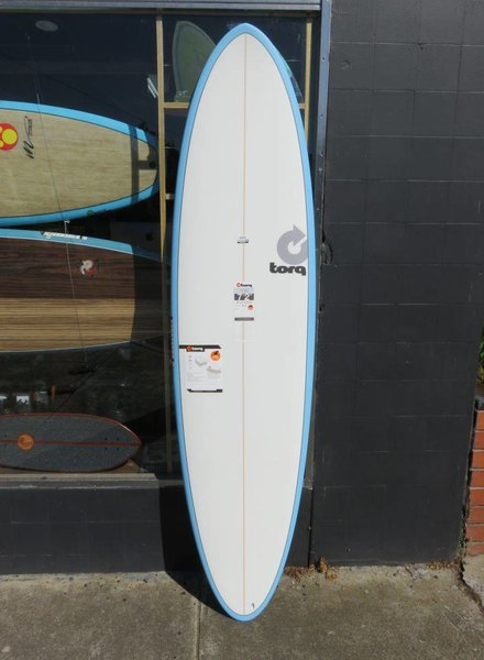 """TORQ Torq Mod Fun 7'2"""" x 21 1/4"""" x 2 3/4"""" 47.2L Futures (*Cover & Legrope Package available)"""
