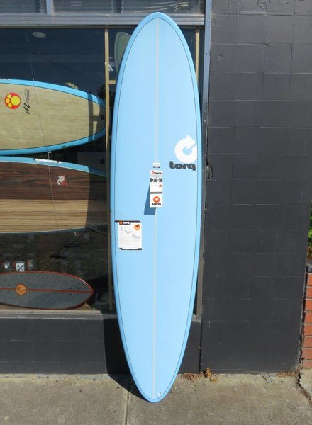 """TORQ Torq Mod Fun 7'6"""" x 21 1/2"""" x 2 7/8"""" 52.4L Futures (*Cover & Legrope Package available)"""
