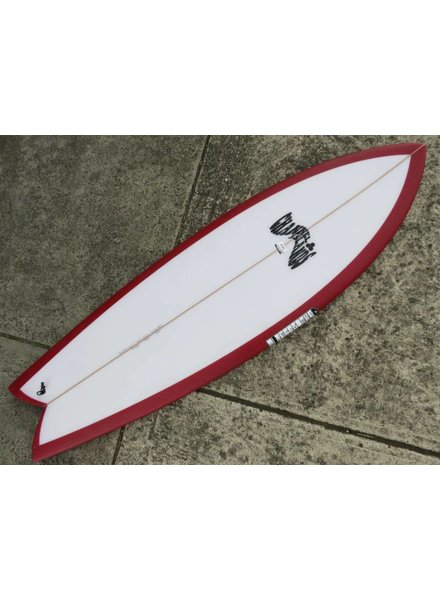 "CHANNEL ISLANDS (#463) Channel Islands Skinny Fish 5'6"" x 20"" x 2 3/16"" FCSII"