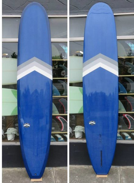 "CJ NELSON DESIGNS CJ Nelson Designs Classic Blue - EF EXON FF (#1037) 9'5"" x 23"" x 3 1/16"""