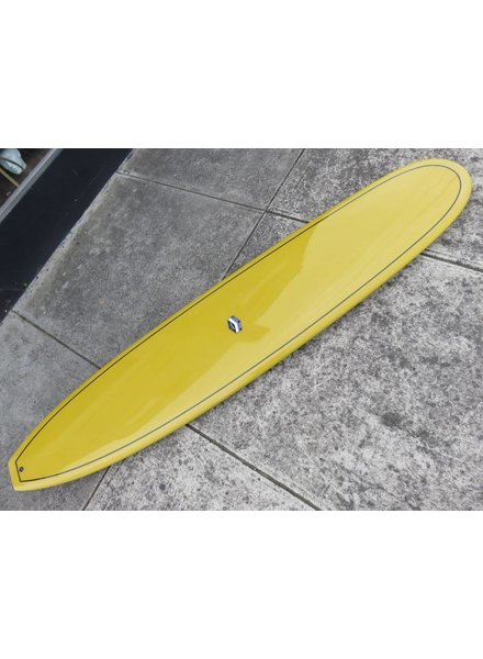 "CJ NELSON DESIGNS CJ Nelson Designs Slasher Yellow - EF EXON FF (#10638) 9'4"" x 23 1/4"" x 3 1/4"""