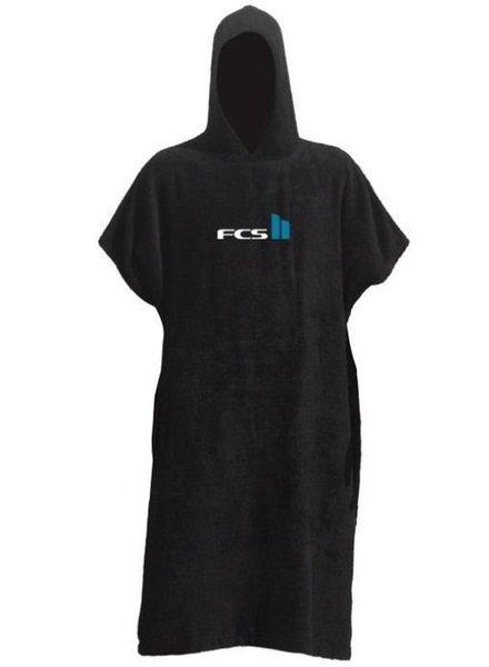 FCS FCS Poncho Black