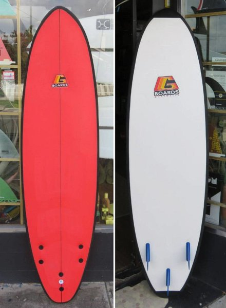 """GBOARDS G Board Grom 6'6"""" (Various Colours)"""