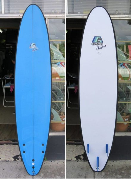 """GBOARDS G Board Classic 7'6"""" (Various Colours)"""