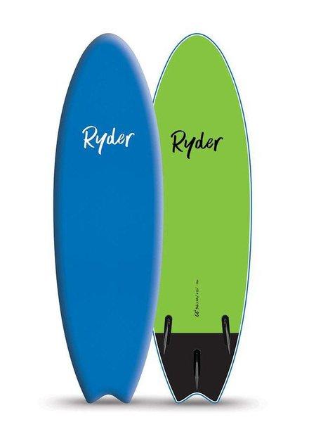 RYDER Ryder Fish Series Softboard