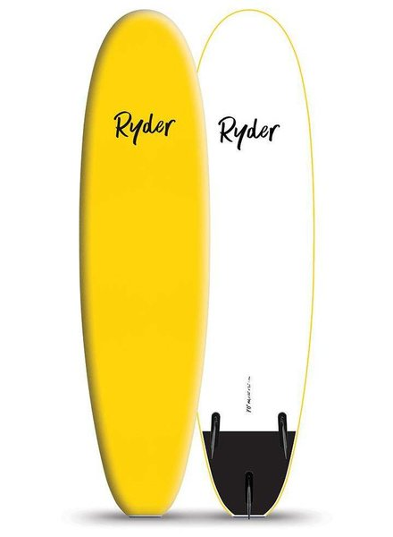 RYDER Ryder Mal Series Softboard  (inc. Cover & Legrope Package)