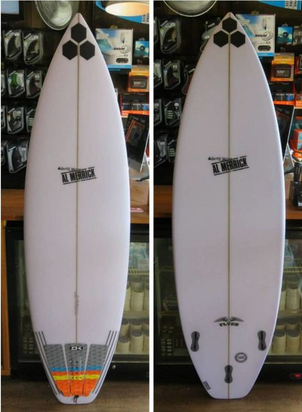 """CHANNEL ISLANDS Demo Channel Islands Flyer OG 5'11"""" x 19 1/2"""" x 2 1/2"""" 31L FCSII"""