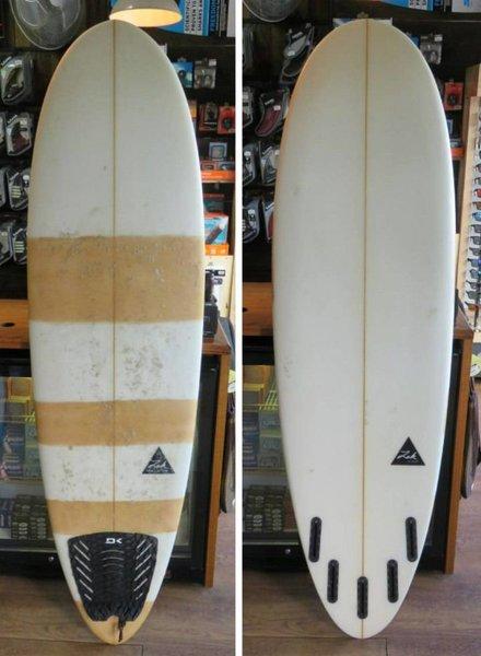 "ZAK SURFBOARDS Demo Zak Venus Fly Trap 6'4"" x 21 3/4"" x 2 7/8"" Futures"