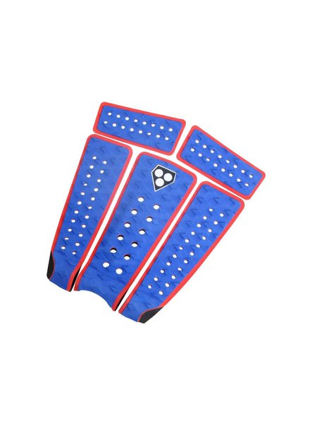 GORILLA Gorilla Campaign Tail Pad  Blue Red