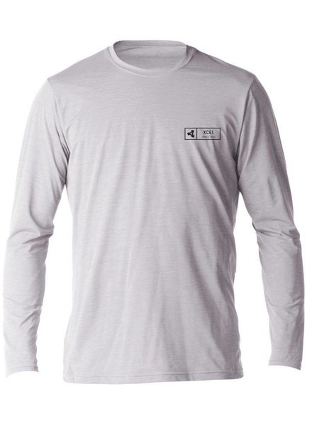 XCEL Xcel Pacific LS VNTX Heather Alloy
