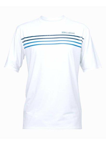 BILLABONG Billabong Spinner Surf Shirt SS White