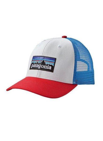 PATAGONIA PATAGONIA P6 TRUCKER HAT
