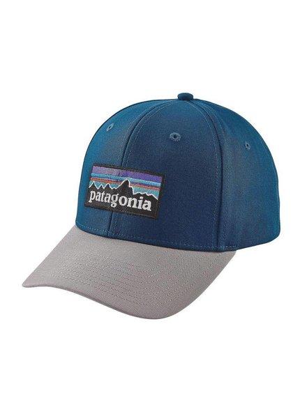 PATAGONIA PATAGONIA P6 Logo Roger That Hat Big Sur Blue