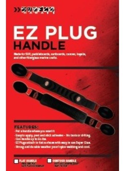SURF CO. HAWAII Surf Co. Hawaii Ez-Plug Handle SUP