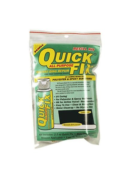 SURF CO. HAWAII Surf Co. Hawaii Quick Fix UV Resin 4.5 oz Poly/Epoxy Safe