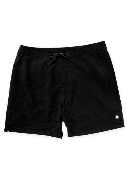 MODOM Modom 4 Way Stretch Tech Boardshort Blackness