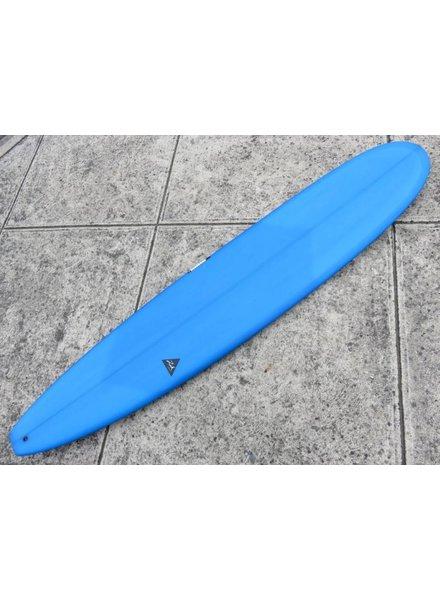 "ZAK SURFBOARDS ZAK LONGBOARD Blue tint (#10930) 9'1"" x 22 1/2"" x 2 7/8"""