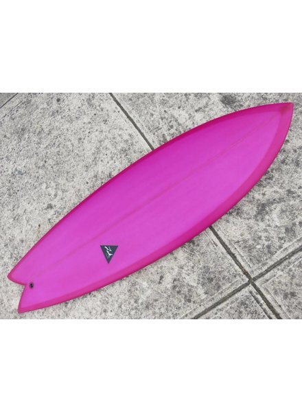 ZAK SURFBOARDS Zak Quad Fish