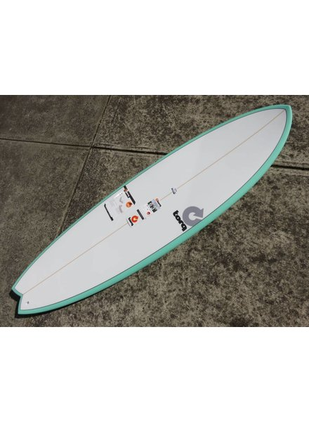"TORQ Torq Mod Fish 6'3'' x 20 1/2"" x 2 1/2"" 36L Futures (*Cover & Legrope Package available)"