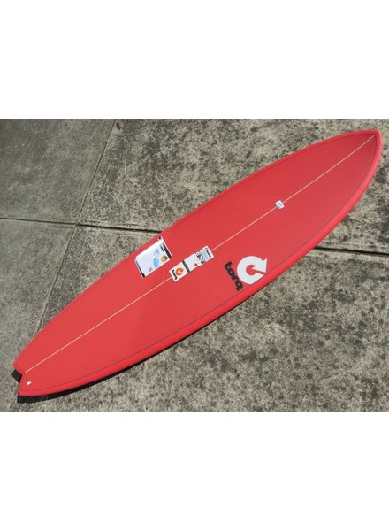 "TORQ Torq Mod Fish 6'10"" x 21 3/4"" x 2 3/4"" 46L Futures (*Cover & Legrope Package available)"