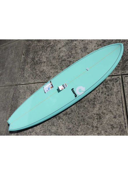 "TORQ Torq Mod Fish 7'2"" x 22 1/2"" x 3"" 52.7L Futures (*Cover & Legrope Package available)"