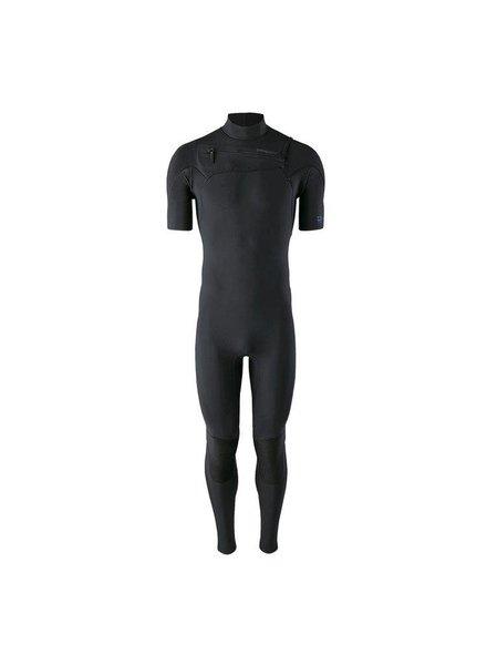 PATAGONIA Patagonia Men's R1® Lite Yulex® Front-Zip Short-Sleeved Full Suit Size S