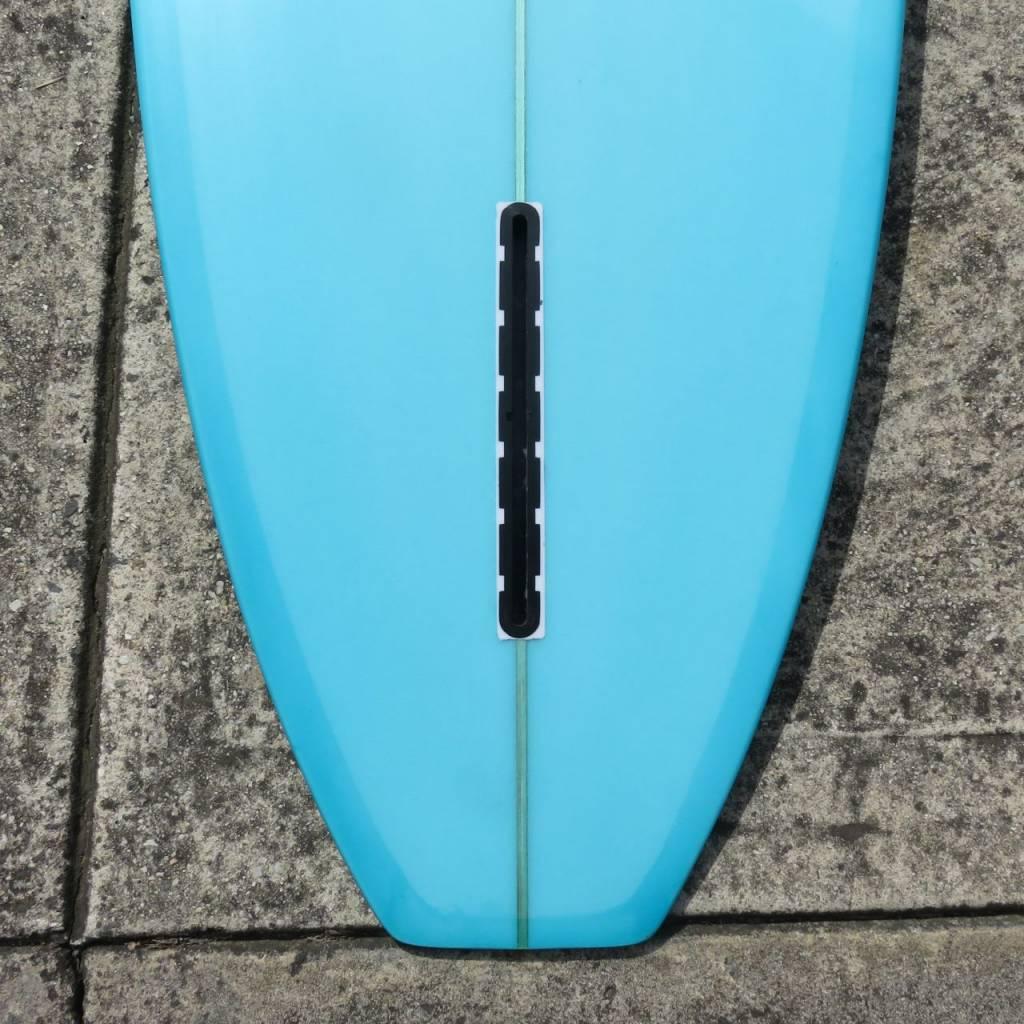 """ZAK SURFBOARDS ZAK LONGBOARD Light Blue (#10998) 9'0"""" x 22 1/2"""" x 2 7/8"""""""