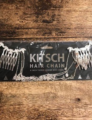 Kitsch Kitsch Hair Accessories Hair Chain/Comb