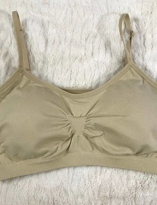 Sugarlips Bralette ONE SIZE Nude