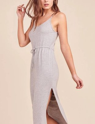 BB DAKOTA BB Dakota Dress Everyday's Like Sunday Halterneck Midi