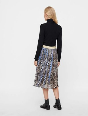 Soaked in Luxury Soaked in Luxury Maysa Skirt High Waist Pleated