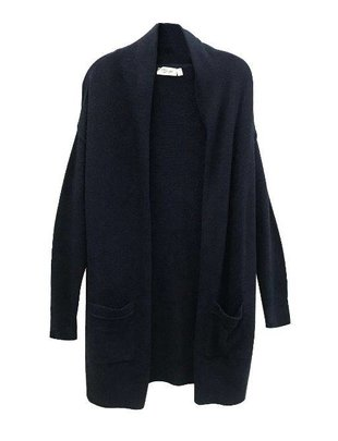 RD INTERNATIONAL RD Int'l Cardi L/Slv Open Cardi W/ Pockets