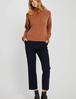 GENTLE FAWN Gentle Fawn Pants Chatham Crop Stripe
