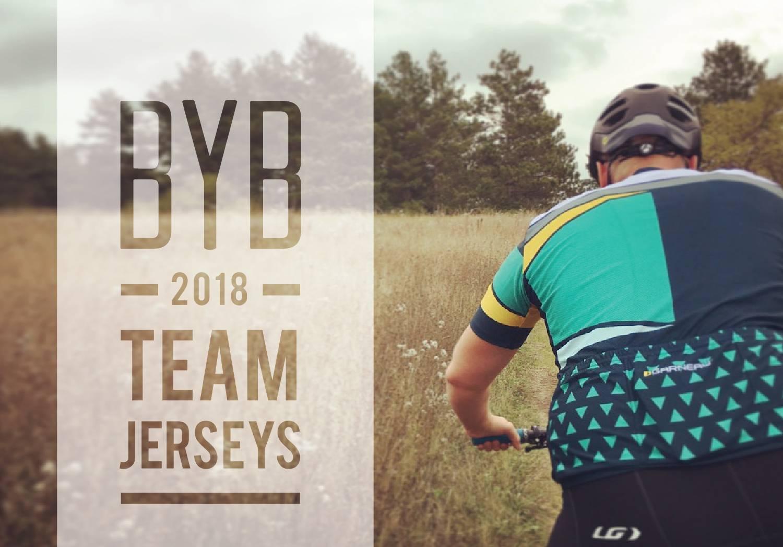BYB team jerseys