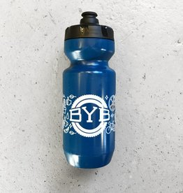 Purist BYB BTL 22 OZ PURIST - BLUE