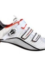 BONTRAGER SHOE BONTRAGER RACE X LITE ROAD MENS 42.5 WHITE
