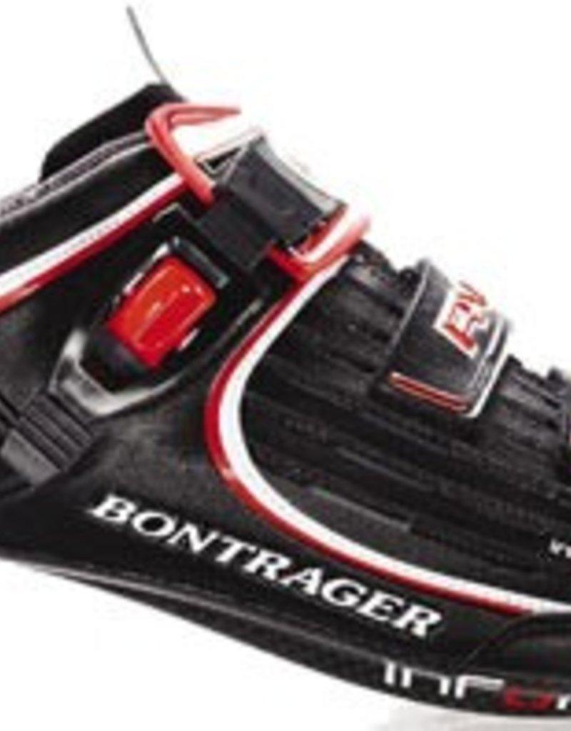 BONTRAGER SHOE BONTRAGER RXL ROAD 43.5 BLACK/RED
