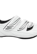 Shimano BICYCLE SHOES SH-WR35 SIZE 38.0 WHITE FOR WOMEN IND.PACK