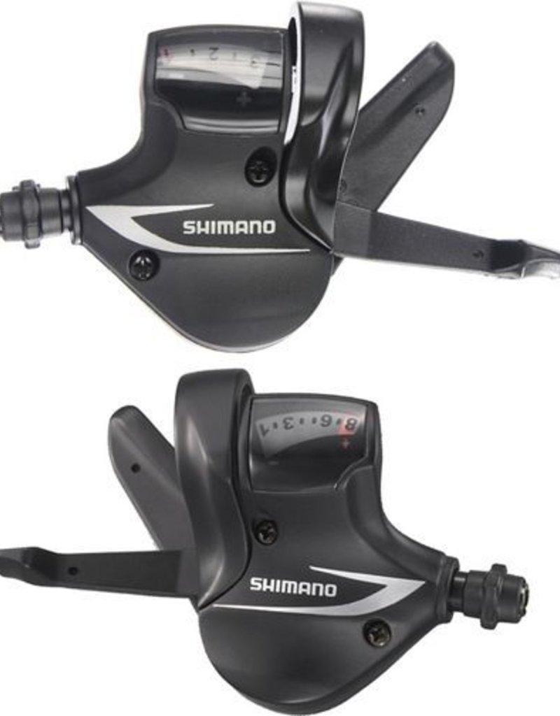 Shimano Shimano Acera M360 3x8-Speed Shifter Set