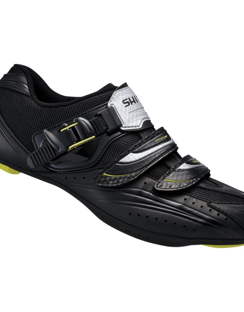 Shimano BICYCLE SHOES SH-RT82 SIZE 41.0 BLACK IND.PACK