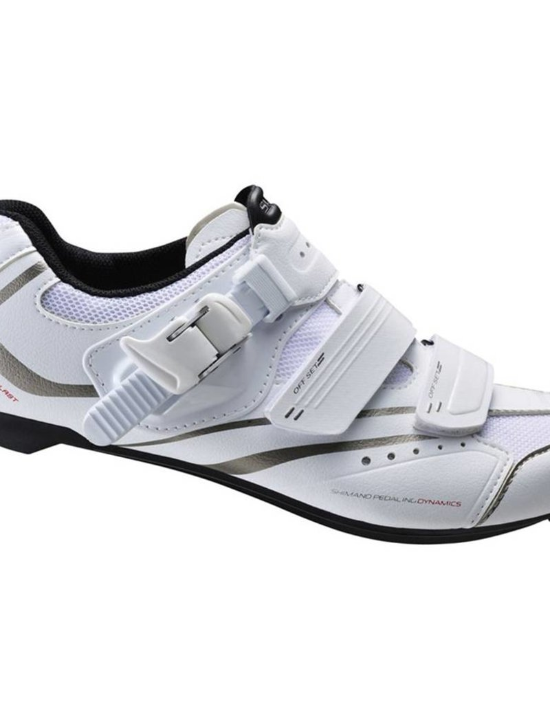 Shimano BICYCLE SHOES SH-WR42W SIZE 40.0 WHITE