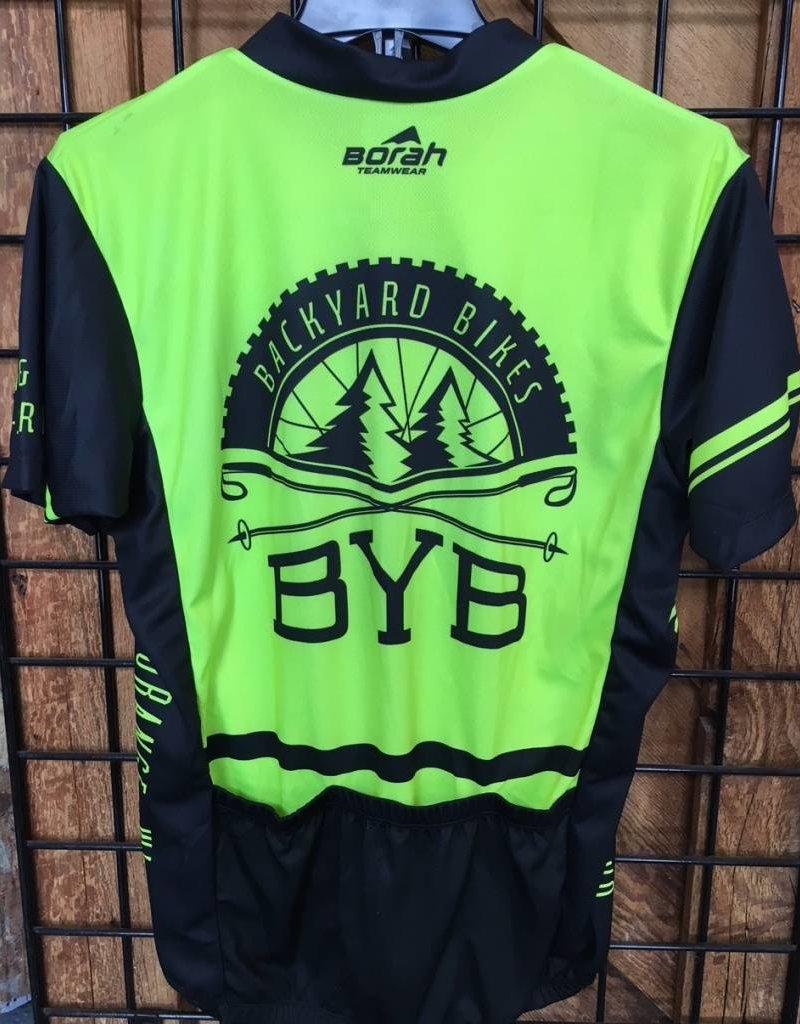 Borah BYB Club Jersey 2016 HiVis Yel