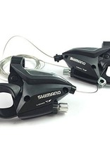 Shimano Shimano EF500 3-Speed Left Brake/Shift Lever
