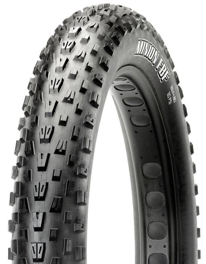 Maxxis Minion FBF (front) 26 x 4.80 Tire, 120tpi, EXO, TLR