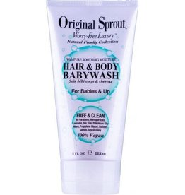 Original Sprout Original Sprouts Hair and Body Wash 4 oz at Ready Set Baby